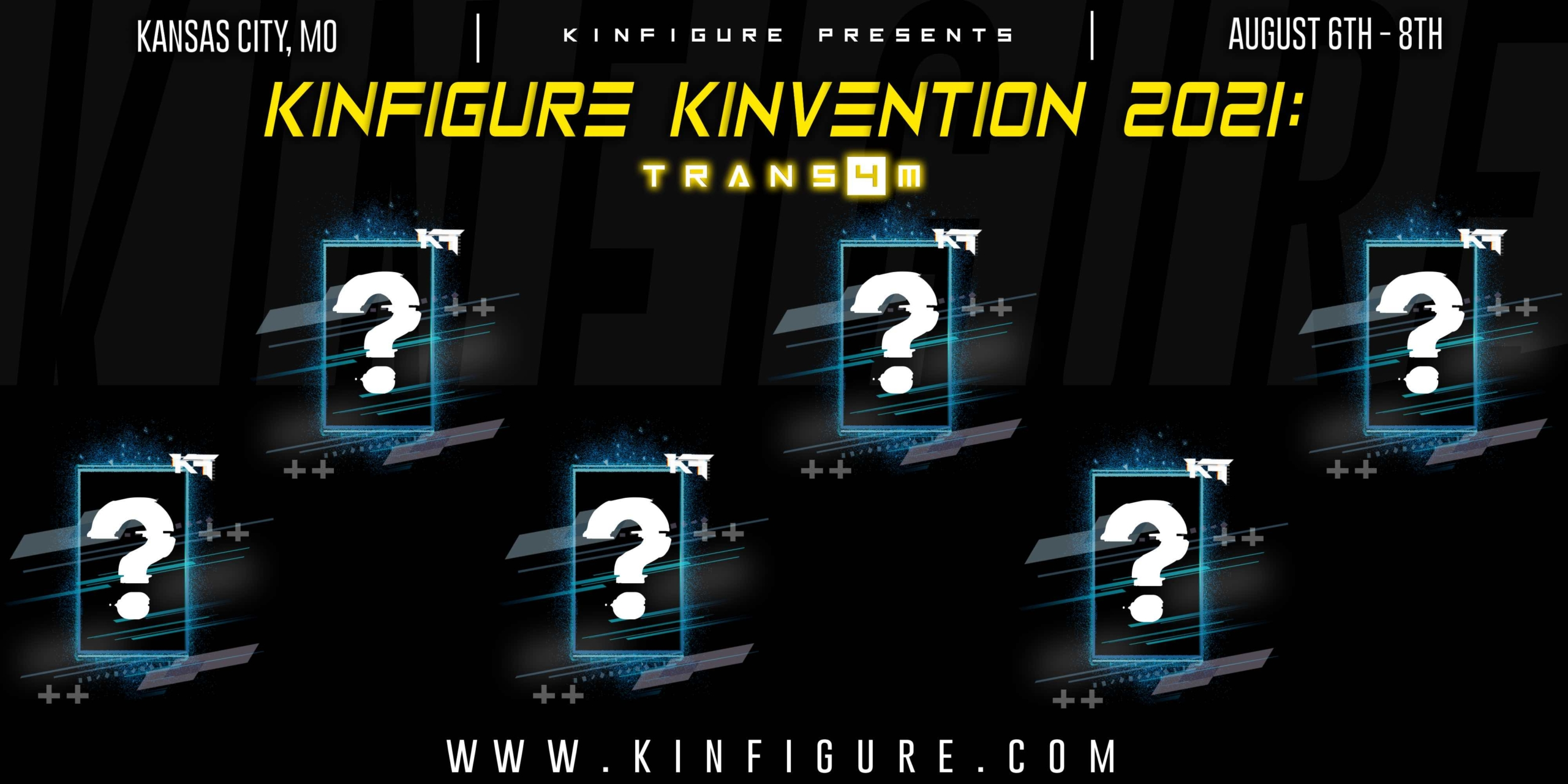 KinFigure Kinvention 2021: Trans4m